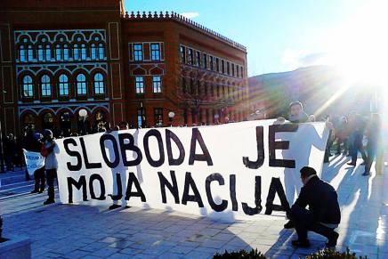 Zamaži pa vladaj – Nacionalna demagogija i Bosanskiprosvjedi