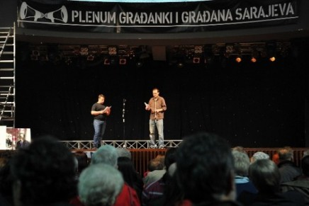 Dileme i protesti u Bosni iHercegovini