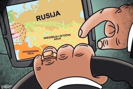 Rusija poslije Zapada