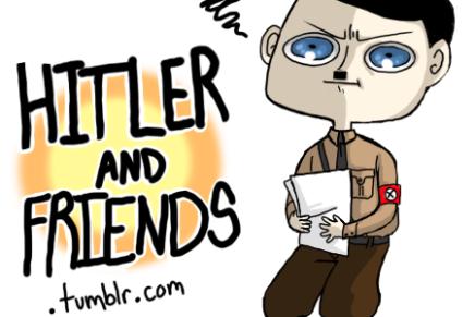 Tko je Hitler a tkoPeder?