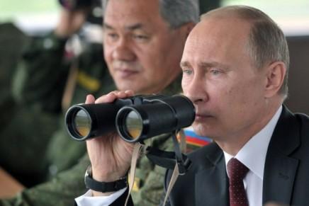 Destabilizacija Ukrajine kao uvod u  rušenje Putina i njegove ideje multipolarnogsvijeta