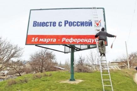 Nezavisnost Krima po ugledu naKosovo