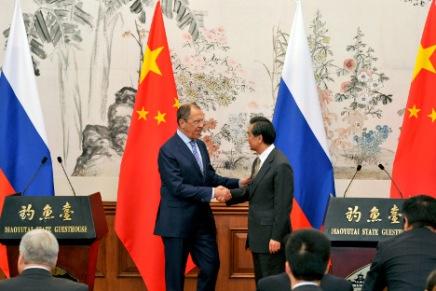 RUsko-kineski odnosi i SjedinjeneDržave
