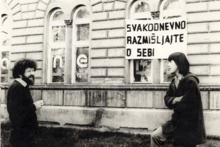 Ugušen prosvjed književnika pred Ministarstvomkulture
