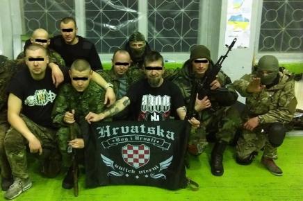 """""""Hrvatska legija"""" i """"četnici"""" uUkrajini"""