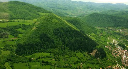 Balkanski kompleks Bosanskihpiramida
