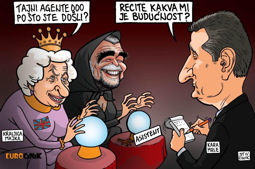 Karikatura: Stiv Cinik