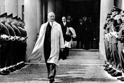 Konrad Adenauer – kršćanin iantifašist!!
