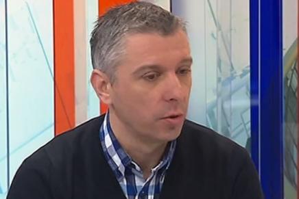Hrvoje Klasić:  U Dalmaciji čujemo da ljudi skandiraju Za dom spremni. U kraju Hrvatske koji nije ni bio u sastavuNDH