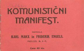 Obljetnica Komunističkog manifesta