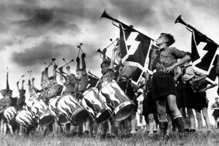 Sinkroniziranje sklopki Reicha –Gleichschaltung