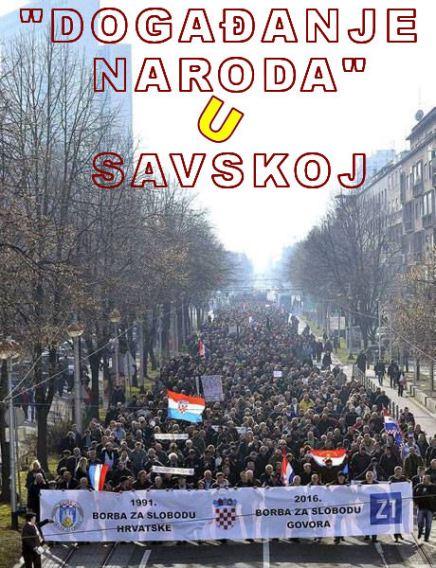 Pero Kvesić: Događanje naroda USavskoj