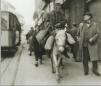 ZAGREB, 7. SVIBNJA 1945. GODINE, ILICA, POVLAČENJE DOMAĆIH IZDAJNIKA