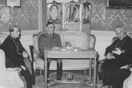 Dr. Petar Macut: Antisemitska propaganda u hrvatskome katoličkom tisku tijekom 1941.godine