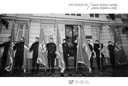 Govor mržnje i nasilje prema Srbima u 2015. – SNV Bulletin#6