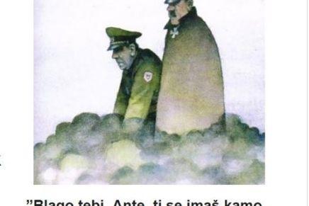Ante Pavelić po drugi puta međuHrvatima
