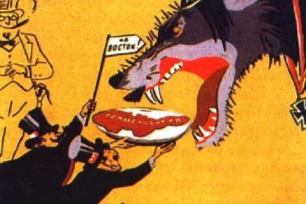 MUNCHEN 1938 – DEN HAAG2016