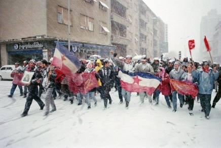 U bivšim republikama SFRJ možete biti sve osimJugoslaven
