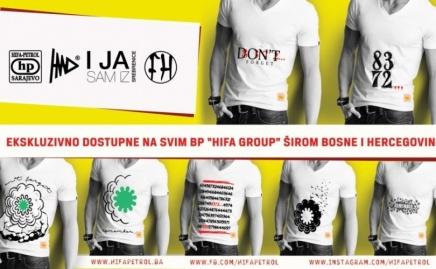 VALORIZACIJA TRAGEDIJE: Kupite majicu sa sedam motivagenocida!