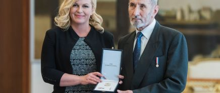 Savez antifašističkih boraca poslao otvoreno pismo predsjednici Republike Kolindi Grabar-Kitarović zbog odlikovanja NikoleŠtedula