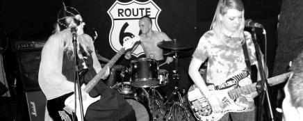 """Hrvatski punk band """"Srbi"""""""