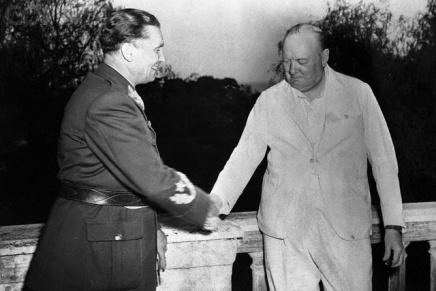 Lokalni HDZ-ovci ne mogu oprostiti Titu pobjedu nad nacističkomNDH