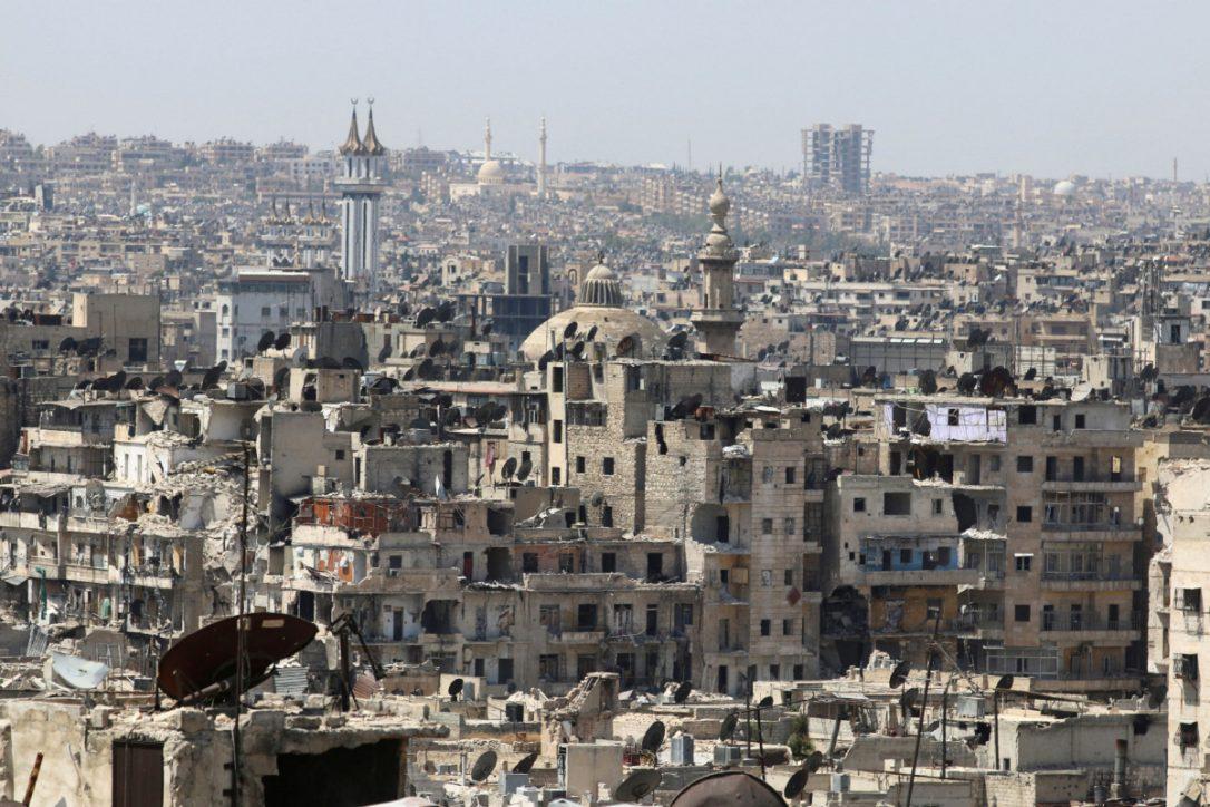 Slikovnost: Aleppo, Sirija