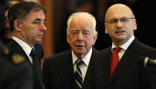 Milorad Pupovac, Budimir Lončar i Dejan Jović
