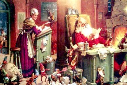 Novogodišnja priča – DedaMraz