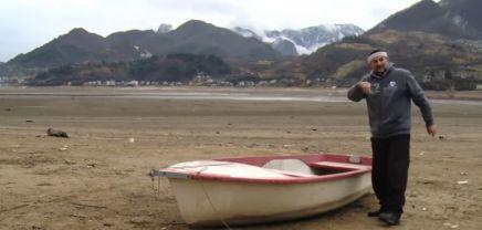 Nestanak jezera – Nestalo Jablaničko jezero i dva milijunariba!