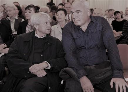 Velimir Visković o odlasku PredragaMatvejevića
