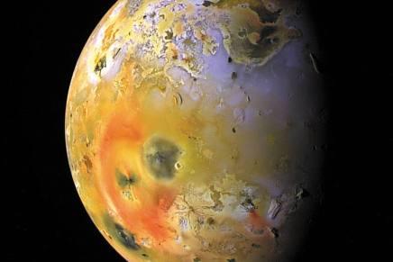 Andromeda, emisija osvemiru
