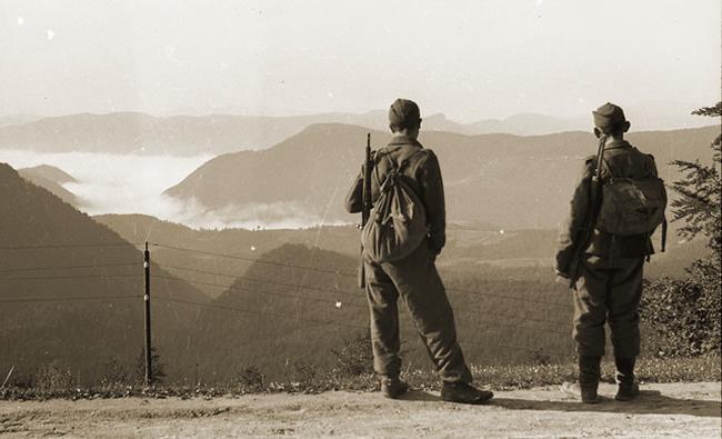 Partizani. Gorski kotar 1944.