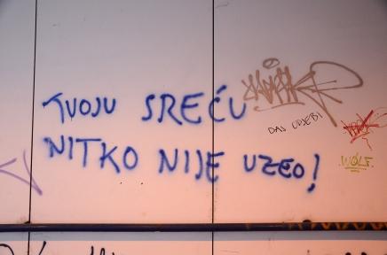 Dosta nam je ŽeljkeMarkić