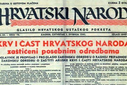 Zakonska odredba o hrvatskom jeziku, o njegovoj čistoći i opravopisu