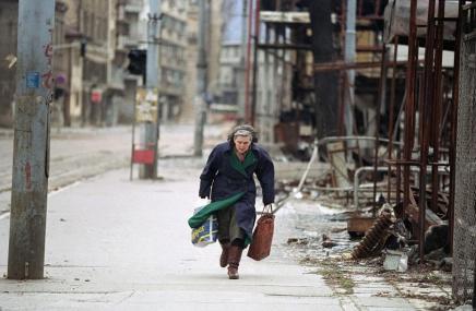 Beograd za postčetnike: Sjećaš li seSarajeva
