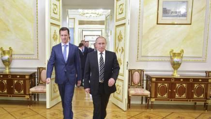 Kemijska braća Putin iAssad
