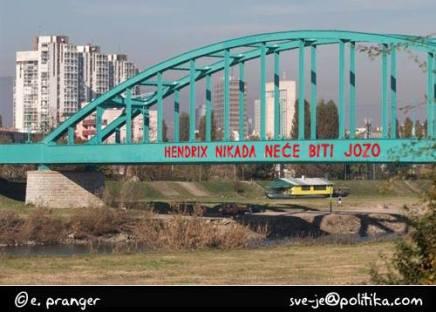 Nije most kriv!