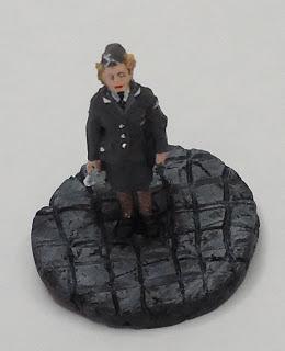 Službenica Trećeg Reicha u hrvatskojvladi