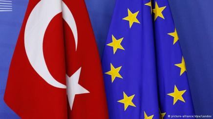 Fragmentacija neuklopljenosti – Turska iEuropa