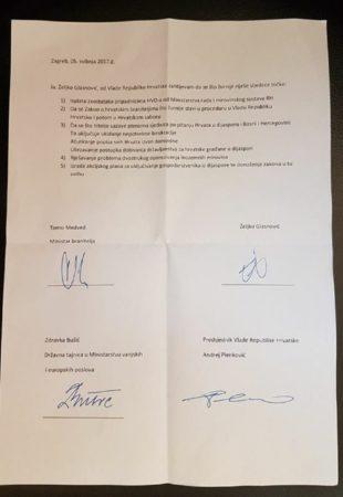 Nobilo: Plenković nije prekršio zakon, ali je priznao agresiju naBiH