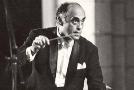Predrag Finci: Dirigent