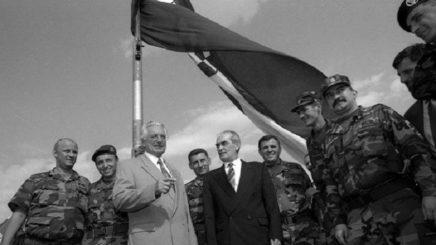 """HDZ-ovci """"priznali"""" da je Franjo Tuđman ratnizločinac"""