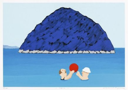 Vasko Lipovac, genijalni slikar morskih pejzaža, erosa isporta
