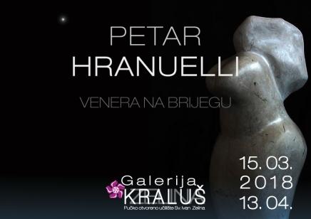 Venera anima mundi – uz izložbu skulptura PetraHranuellija
