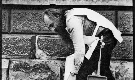 Vjekoslav Frece – veličanstveni crveni klošar, 'apostolčistoće'