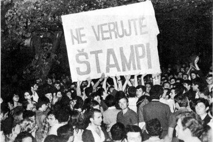 1968 – POLA STOLJEĆA KASNIJE: Sedmica koja je pojela BorislavaPekića