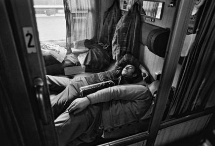 Specijalni vlakovi: LJUDI KOJI ODLAZE, ODLAZE IZ ISTIH RAZLOGA KAO I ONI1972