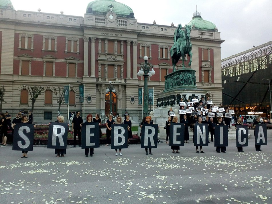 Srebrenica pred pravosuđemSrbije