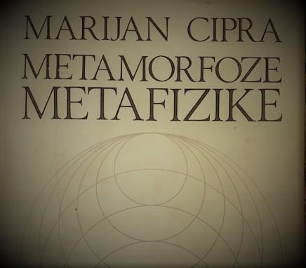 """O knjizi """"Metamorfoze metafizike"""" MarijanaCipre"""